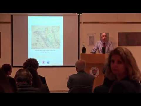 Osmalı Levant Haritaları Sergi Açılışı