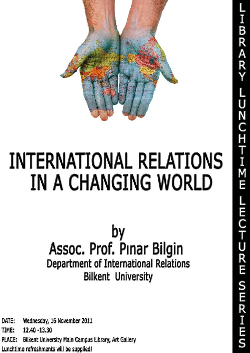 m.sc dissertations in international relations